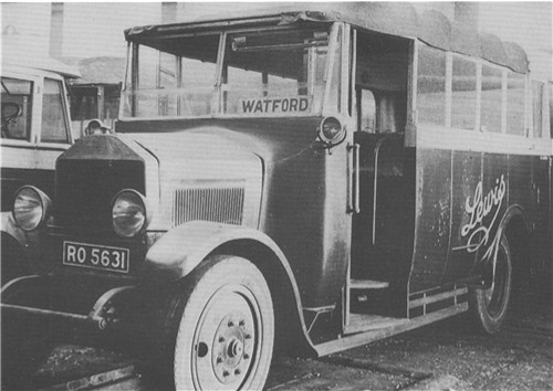 1924 lancia-bus 26seat