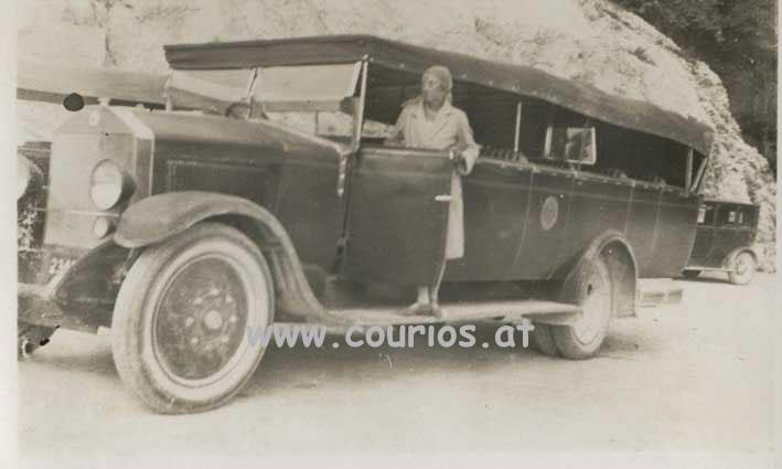 1924 Lancia Reisebus