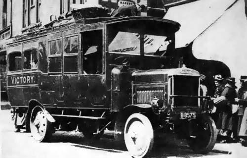 1924 Scania Vabis 1924