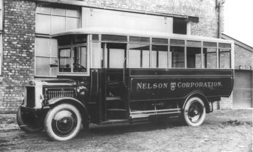 1925 Leyland A13 no.8, CW 5639
