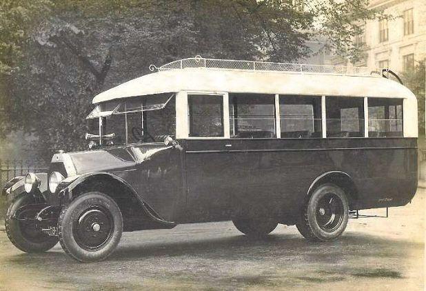 1926 Lancia 0533 F & J.Webb Somerset YB7442