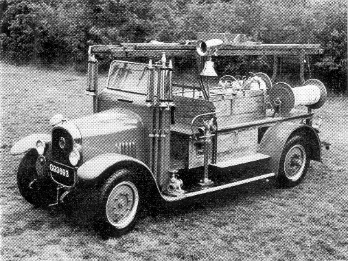 1926 Latil brandweer