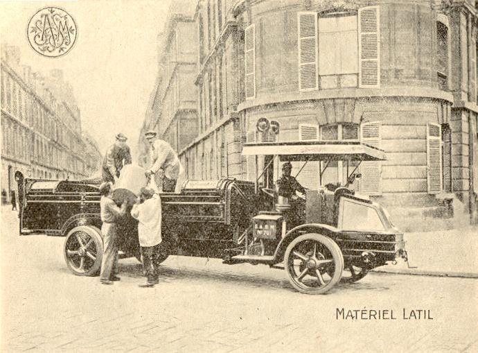 1926 latil Frank