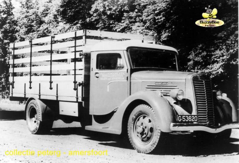 1927 kromhout autocar