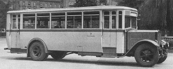1927 Krupp O 5 N
