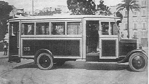 1927 LANCIA Eptaiota