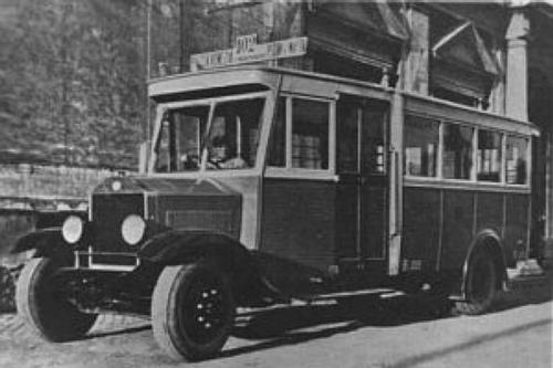 1927 Lancia Eptajota a