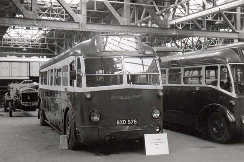 1928 Leyland