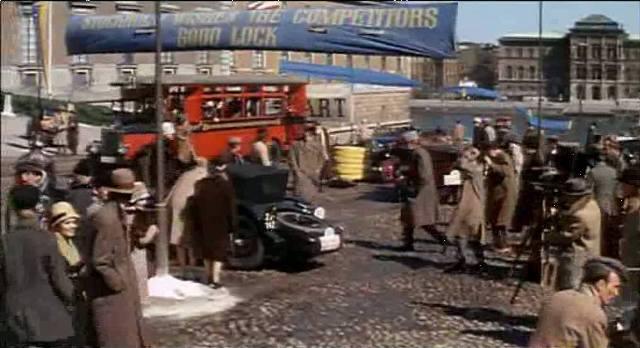 1928 Scania-Vabis 8406 i346523
