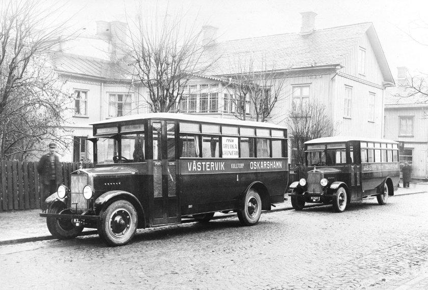 1928 SCANIA-VABIS
