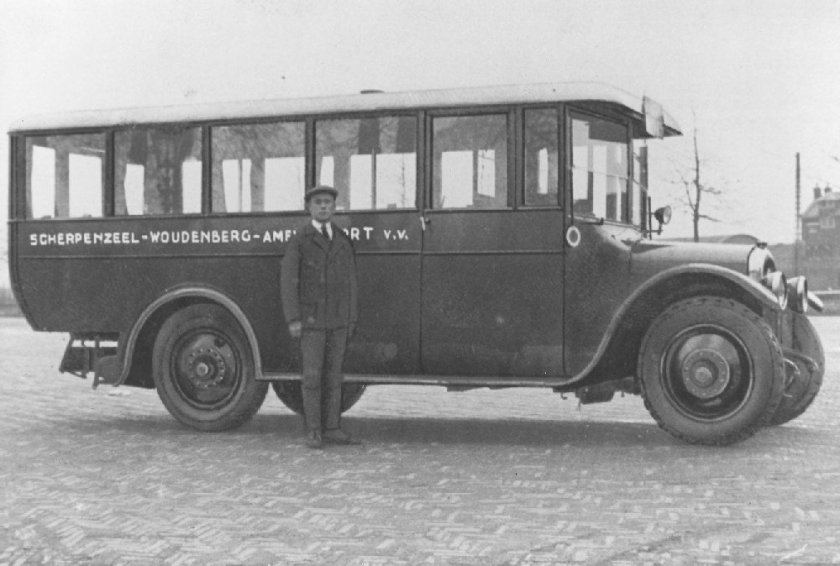 1929 LATIL AUTOCAR NL