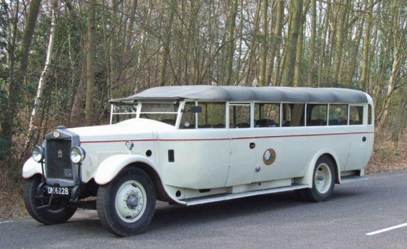 1929 Leyland Lionesse Burlingham bodied  DN 6228