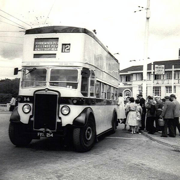 1929 Leyland Titan 14