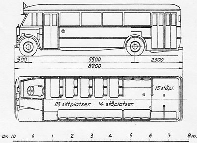 1930 AB Scania-Vabis i Södertälje, AB Hägglund & Söner
