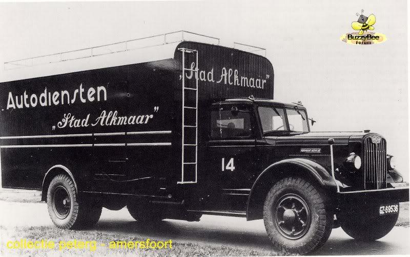1930 kromhout autocar a