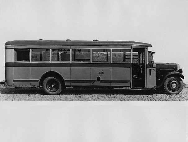 1930 Leyland in 1930
