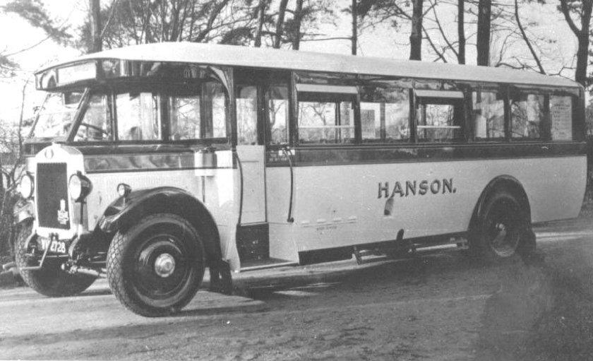 1930 LEYLAND LION LT 1