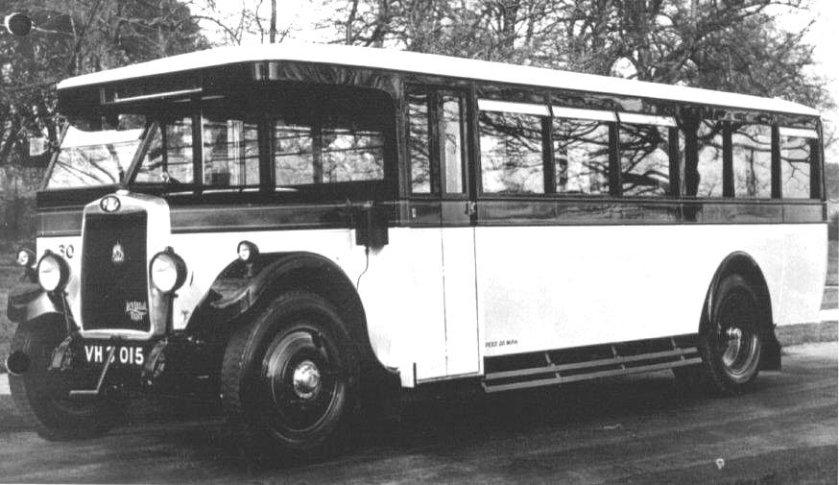 1930 LEYLAND TIGER TS