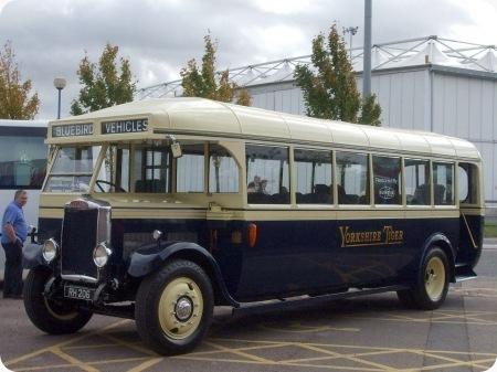 1930 Leyland Tiger TS2-6 RH-206 Ransomes C26R