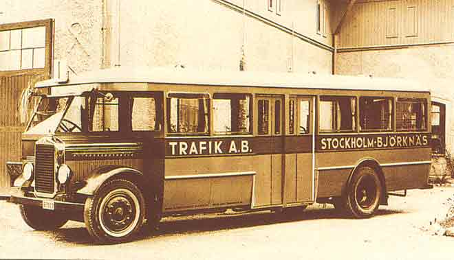 1930 Scania-Vabis tipo London