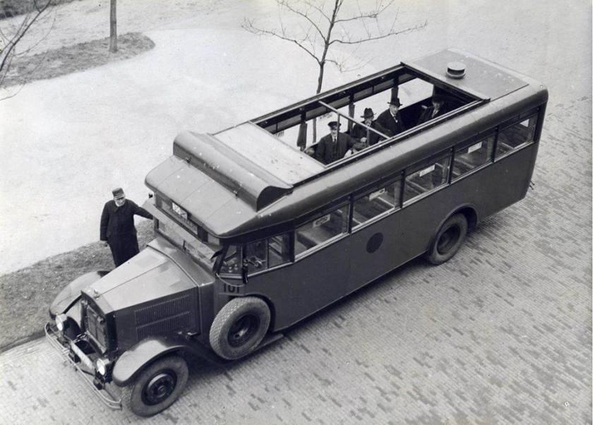 1931 Krupp-Allan Rondritbus