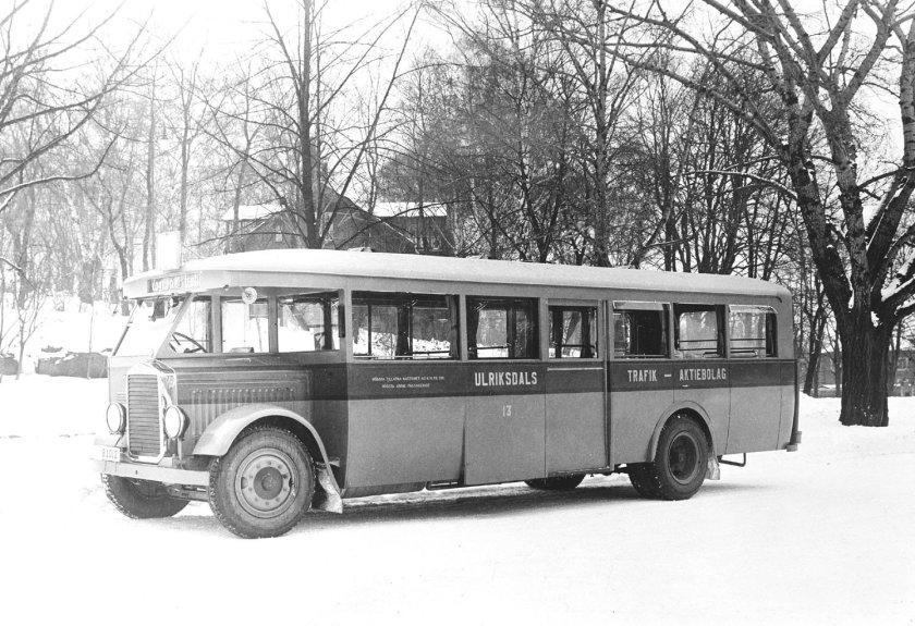 1931 SCANIA-VABIS 8501