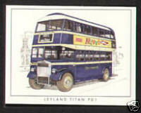 1932 Leyland Titan PDl