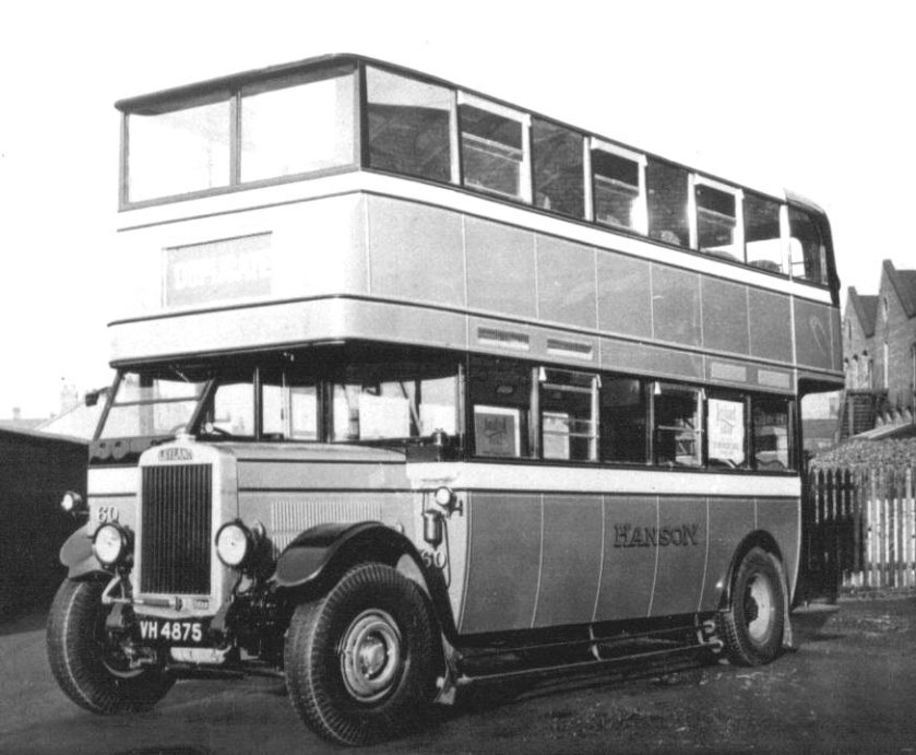 1932 LEYLAND TITAN TD2