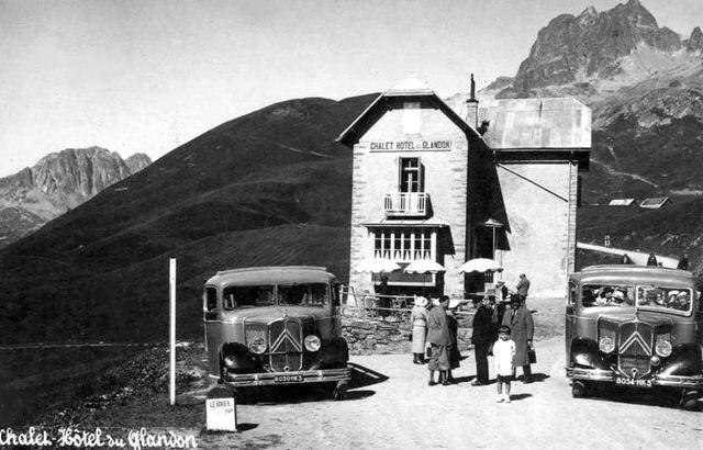 1932 Nederlandse Citroën bussen met opbouw van Kusters Venlo