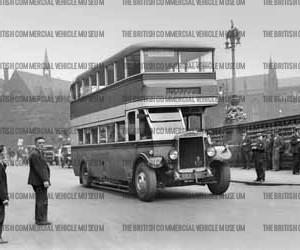 1933 Samuel Ledgard  Leyland Titan TD2