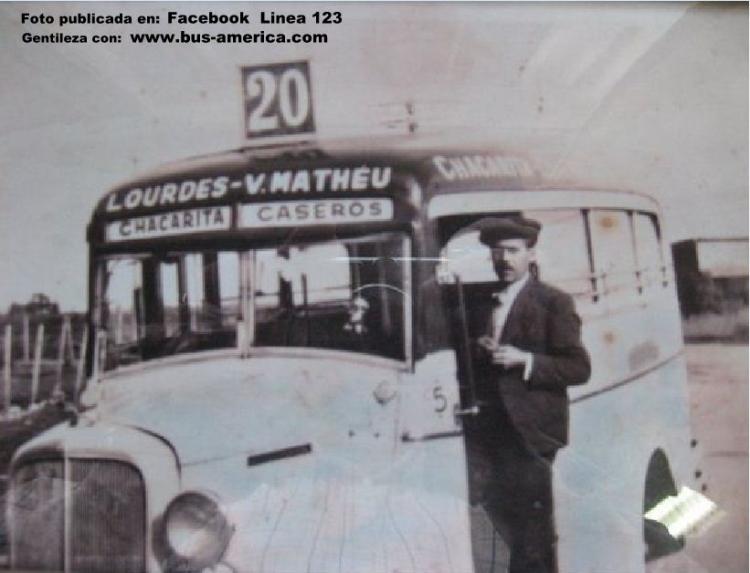 1934 Chevrolet La Maravilla