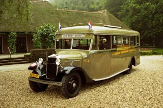 1934 Ford V8 Kusters & Lemmens- BBA 63