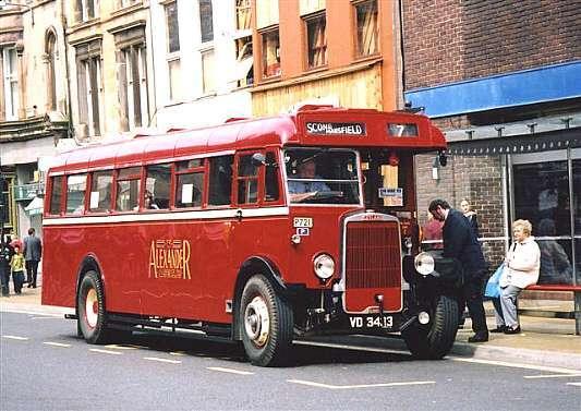 1934 Leyland LION LT5A VD3433