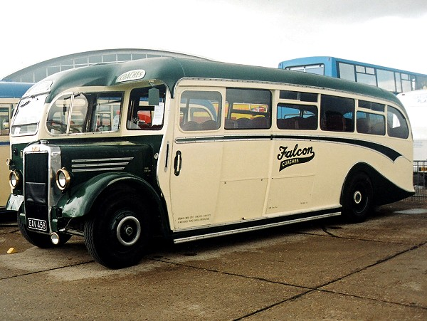1934 LEYLAND TIGER PS1-DUPLE - FALCON COACHES