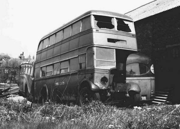 1935 Leyland TD4 new to Ledgard in 1935 with a Leyland metal framed body