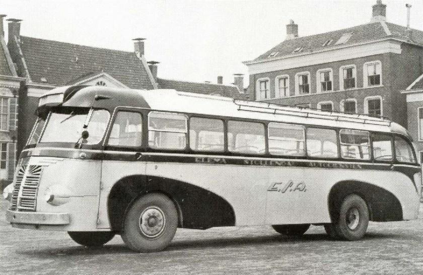 1936 9-1 Kromhout 5LW Groenewold.