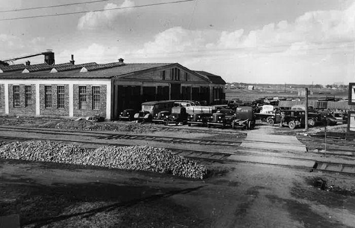 1936 Autokori Oy perustettiin vuonna