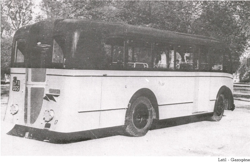 1936 bus Latil