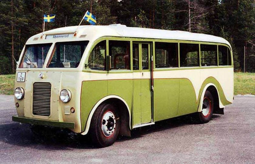 1936 Scania Vabis 82