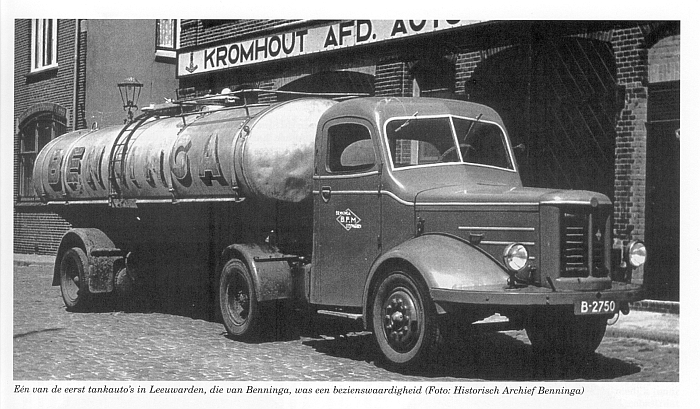 1937 Kromhout B-2750
