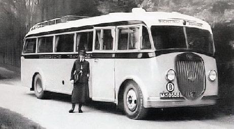 1937 Kromhout, Kromhout LW, carr. Verheul, GTM 113 Gazel, M-50658