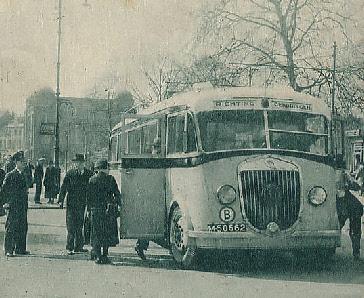 1937 Kromhout, Kromhout LW, carr. Verheul, GTM 117 Eekhoorn, M-50662 PB-07-70