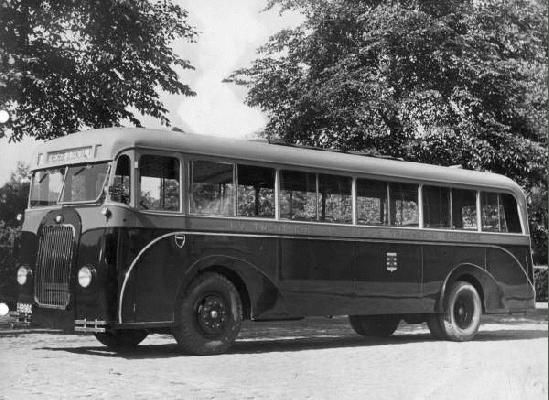 1937 Kromhout Trambus nr. 8