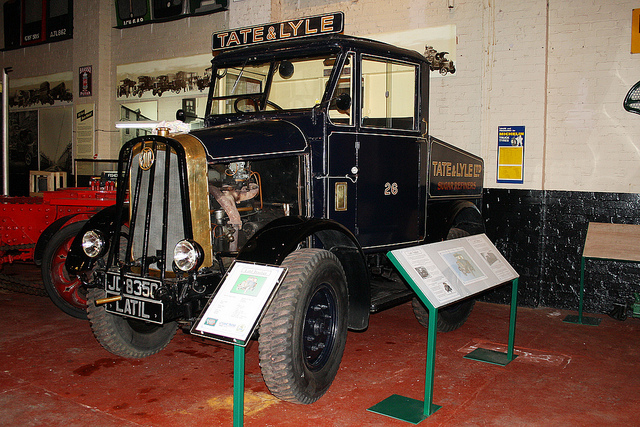 1937 Latil tractor