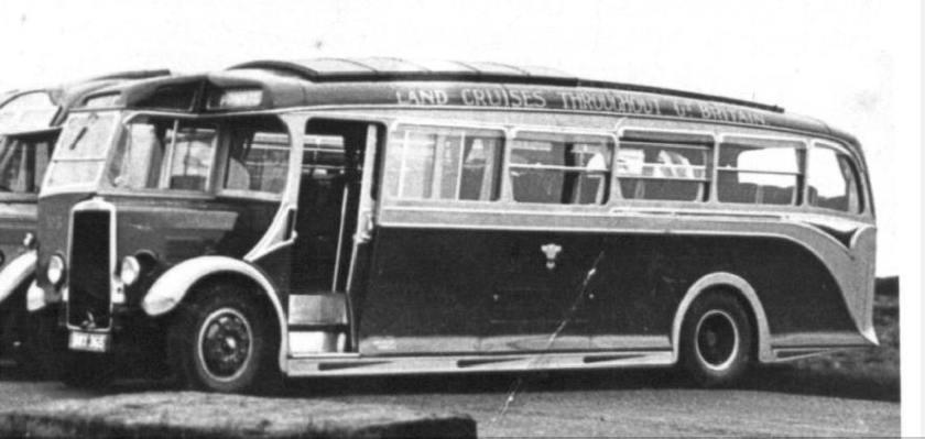 1937 Leyland LZ2 Waveney C32F seats 1937 - 1959a