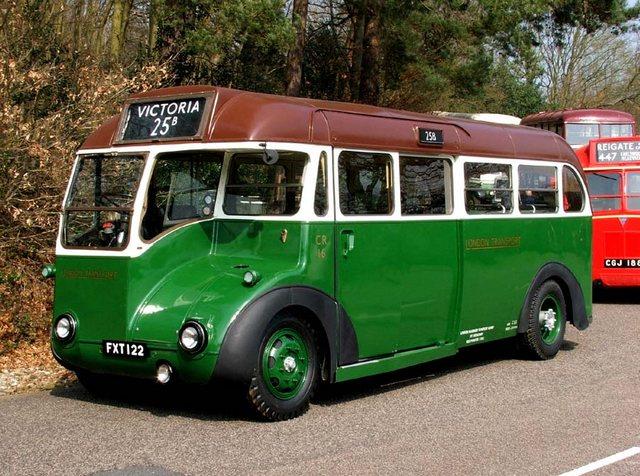 1937 Leyland TF Cub