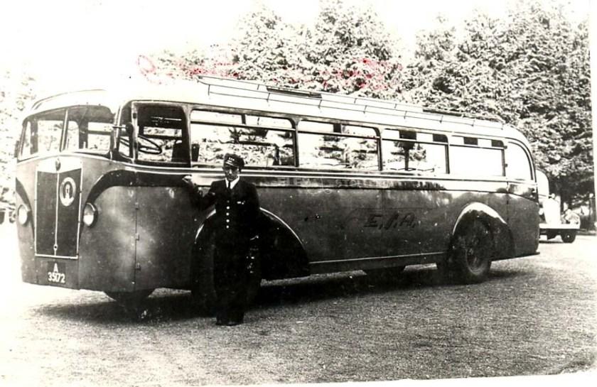 1938 ESA 9-1 Kromhout 5 LW Hainje