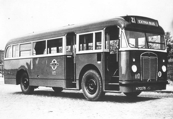 1938 kromhout 112 Beijnes