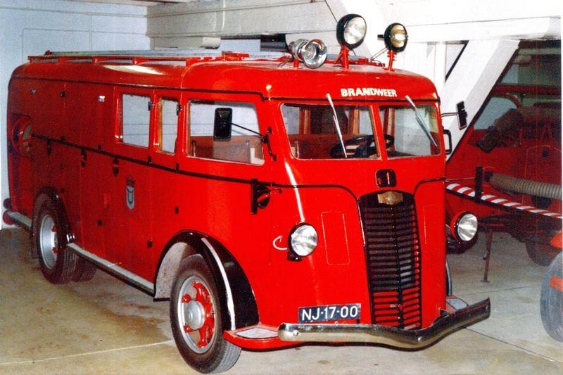 1938 Kromhout Autocar 1231 Geesink-Magirus