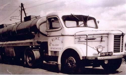 1938 Kromhout de Rijke Spijkenisse